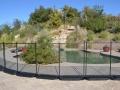 No Holes Pool Fence