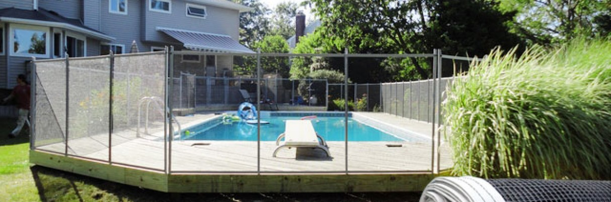 how to keep your above ground pool clean