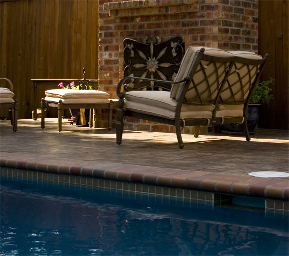 pool furniture ideas