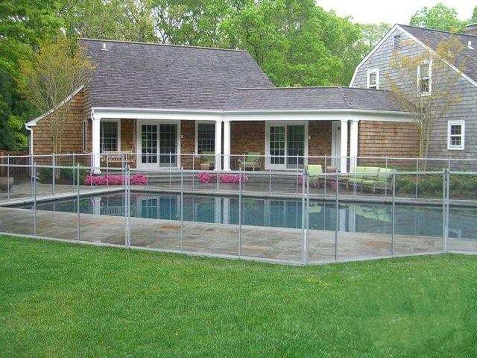 pool fence in austin texas