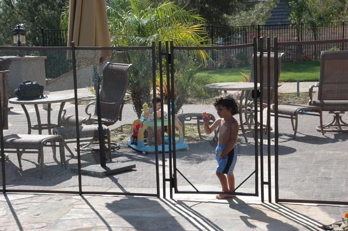 Pool Fence Sacramento
