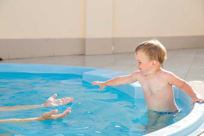 pool safety for toddlers