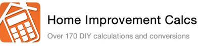 home approvement calcs app