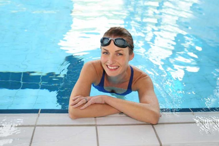 3 Reasons to Swim Yourself into Shape