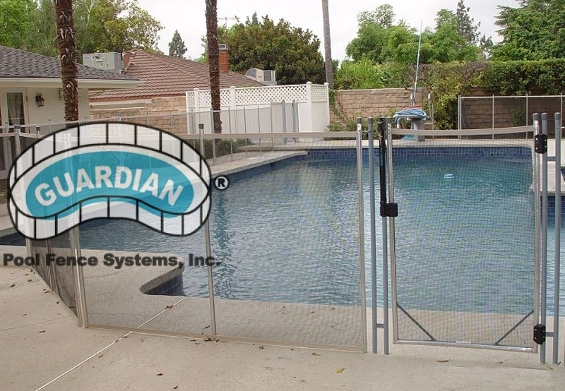 Safest Amp Strongest Pool Fences Guardian S Premier Pool