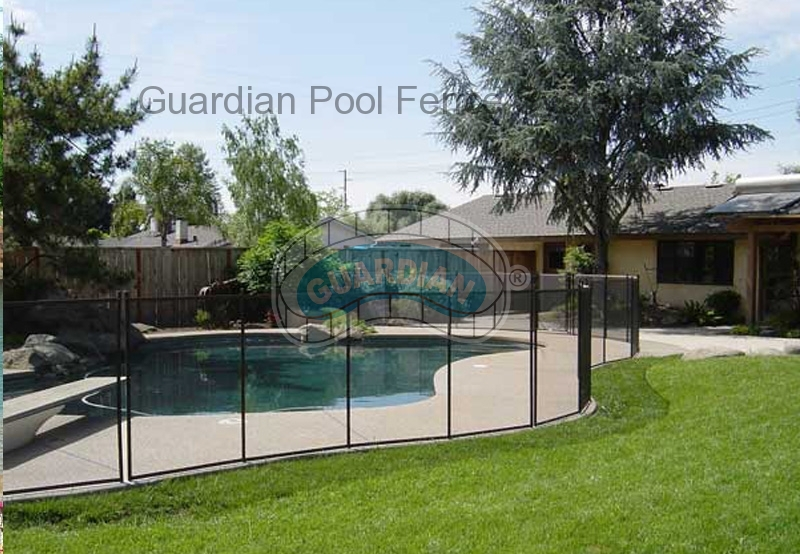 Removable Swimming Pool Fence Guardian Pool Fences