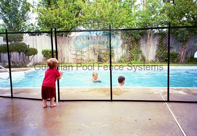 Premier Pool Fences Guardians Safest Strongest Pool Fence