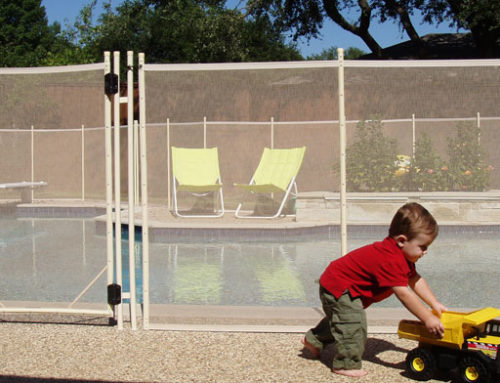 Childproof Your Swimming Pool