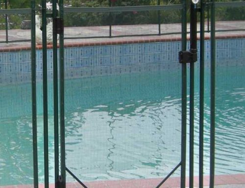 Different Designs For Pool Gates