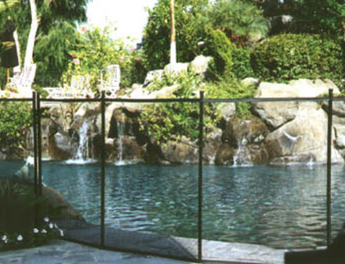 Removable Pool Fence In Los Angeles