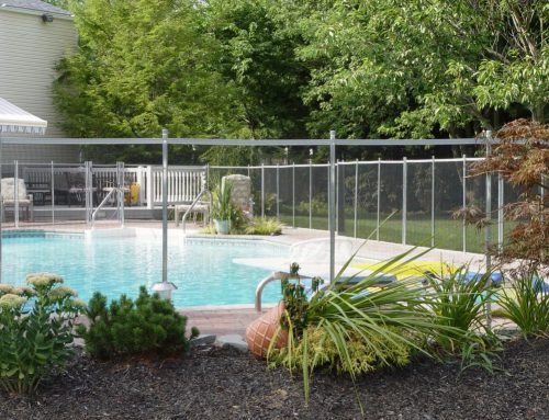 Removable Pool Fence