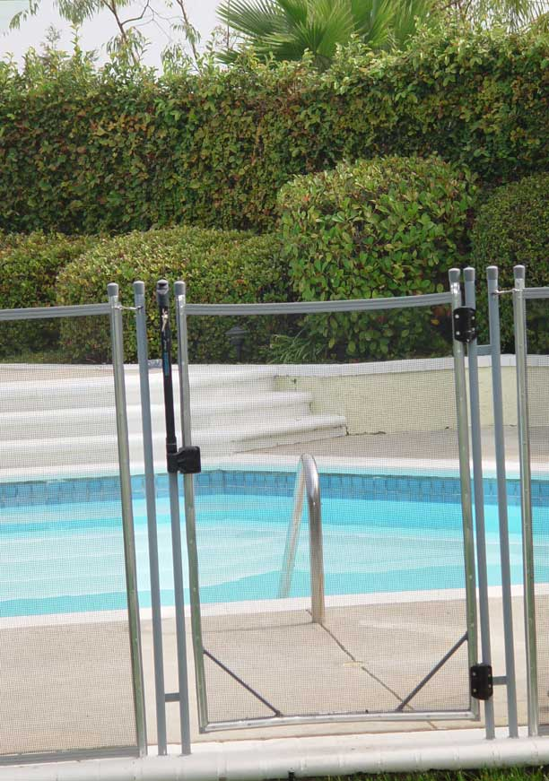 Pool Fence Gate What To Look For Guardian Pool Fence