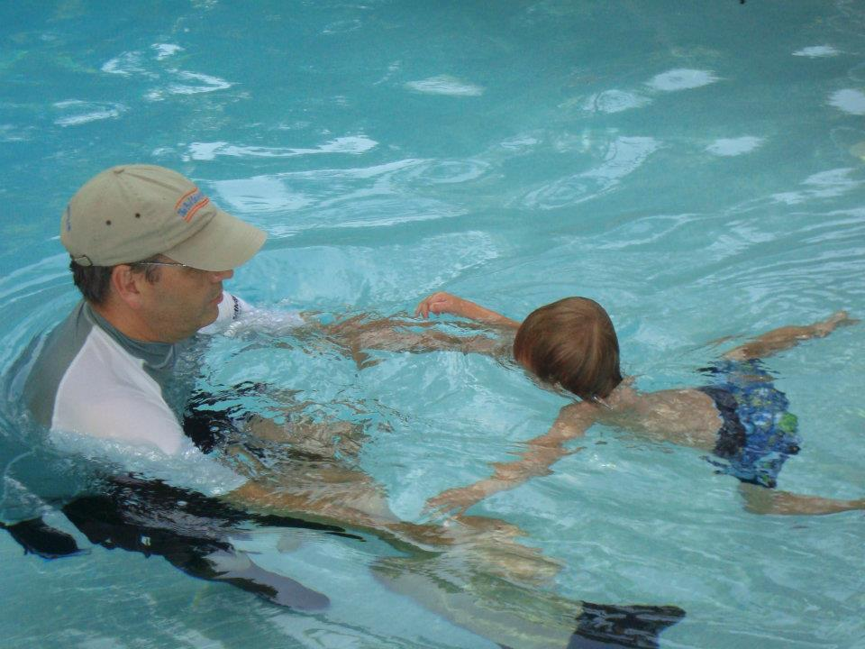 Swim Lessons For Toddlers