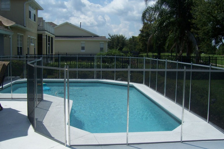 Removable Privacy Fence archives for april 2012 | guardian pool fencing | removable pool