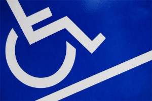 handicap accessible pool