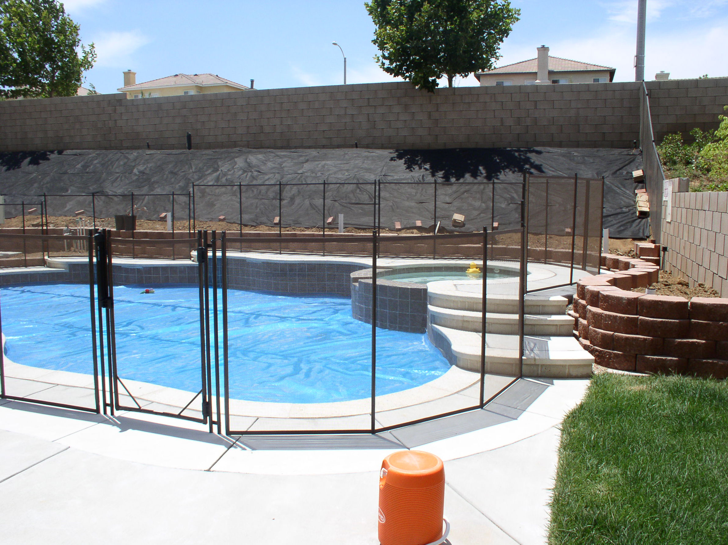 Swimming pool safety practices