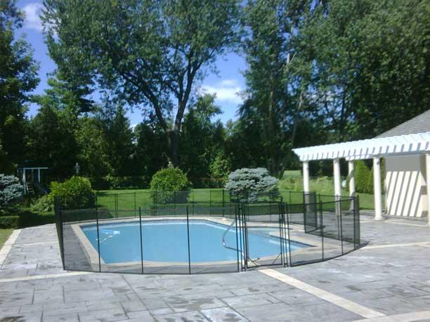 Pool fence covina