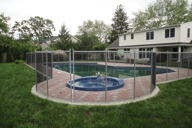 Pasadena Pool Fence