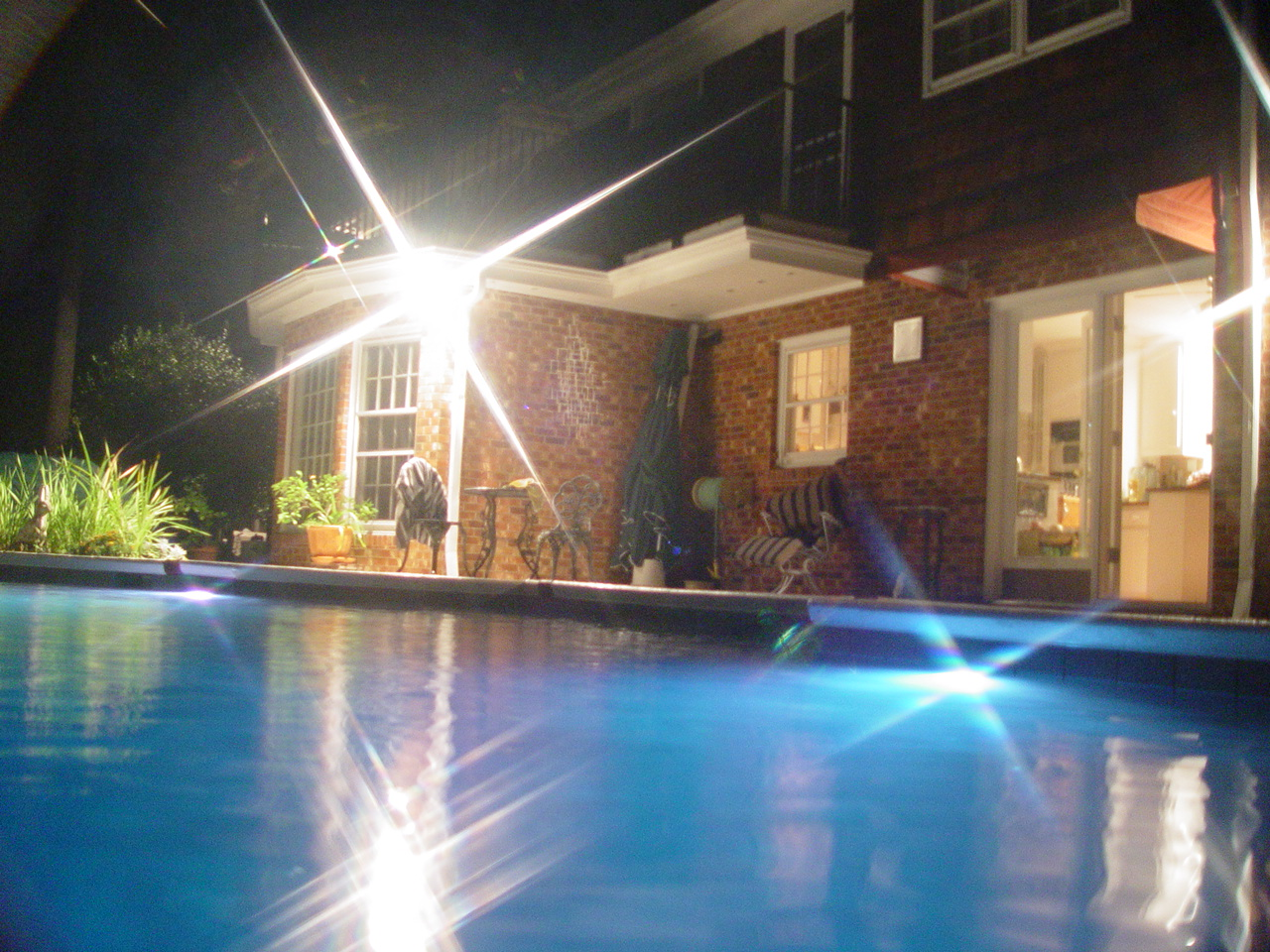 light-the-pool