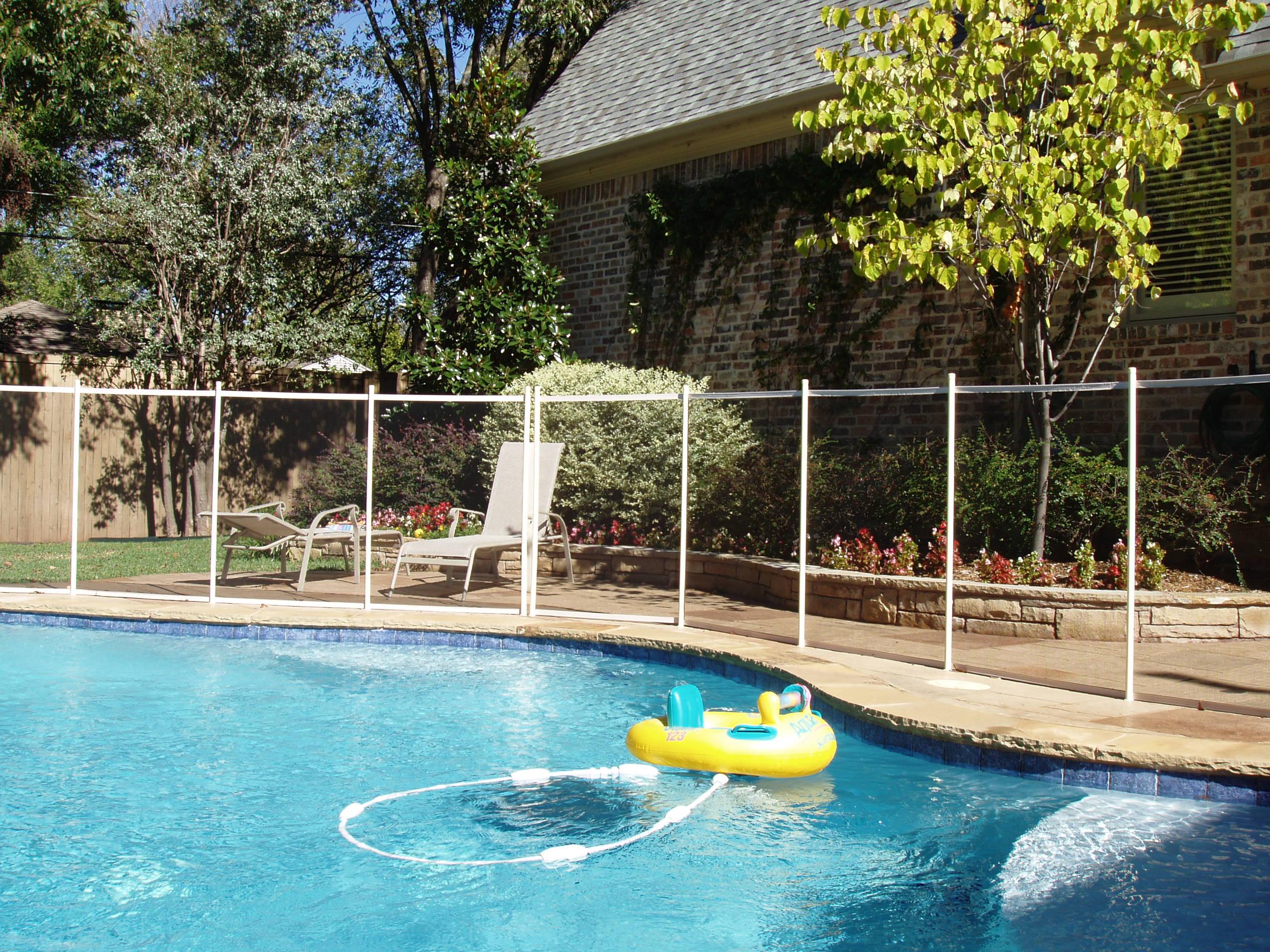 checklist for pool season