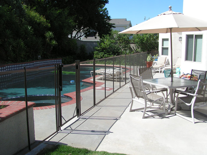 Pool Fence Palos Verdes