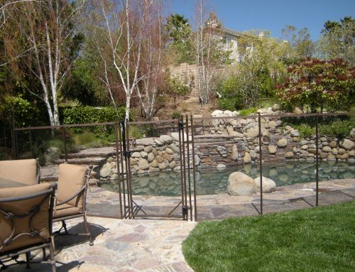 Removable Pool Fence In Las Vegas