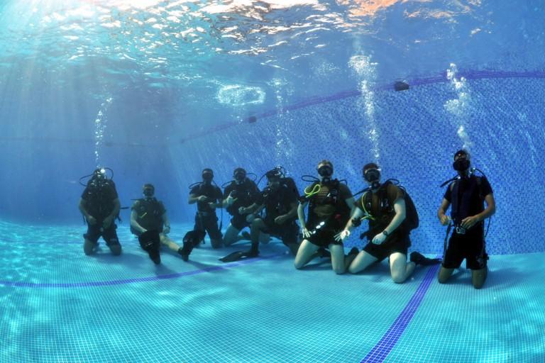 pool-troopers