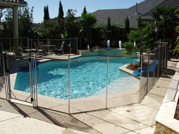 Pool Fence In Orange CA