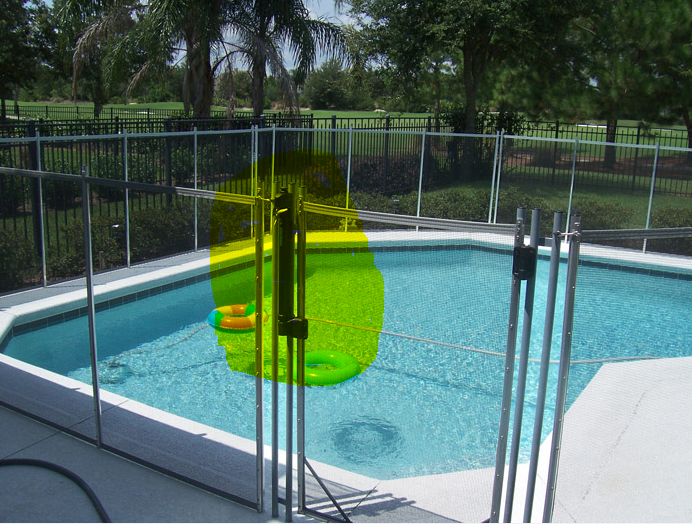 Benefits Of The Self-Closing Pool Gate Latch - Guardian Pool Fence