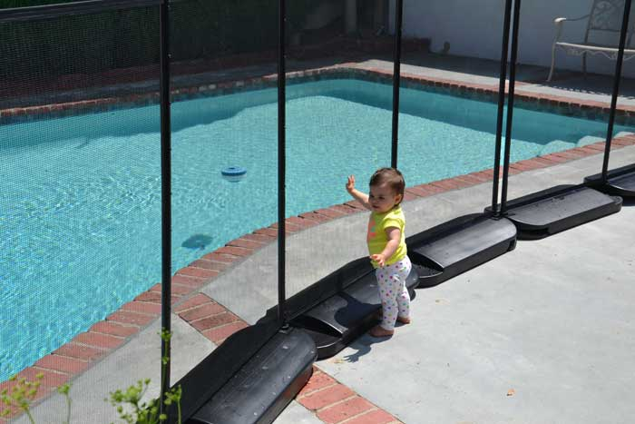 Pool Fence about guardian pool fence systems - patents
