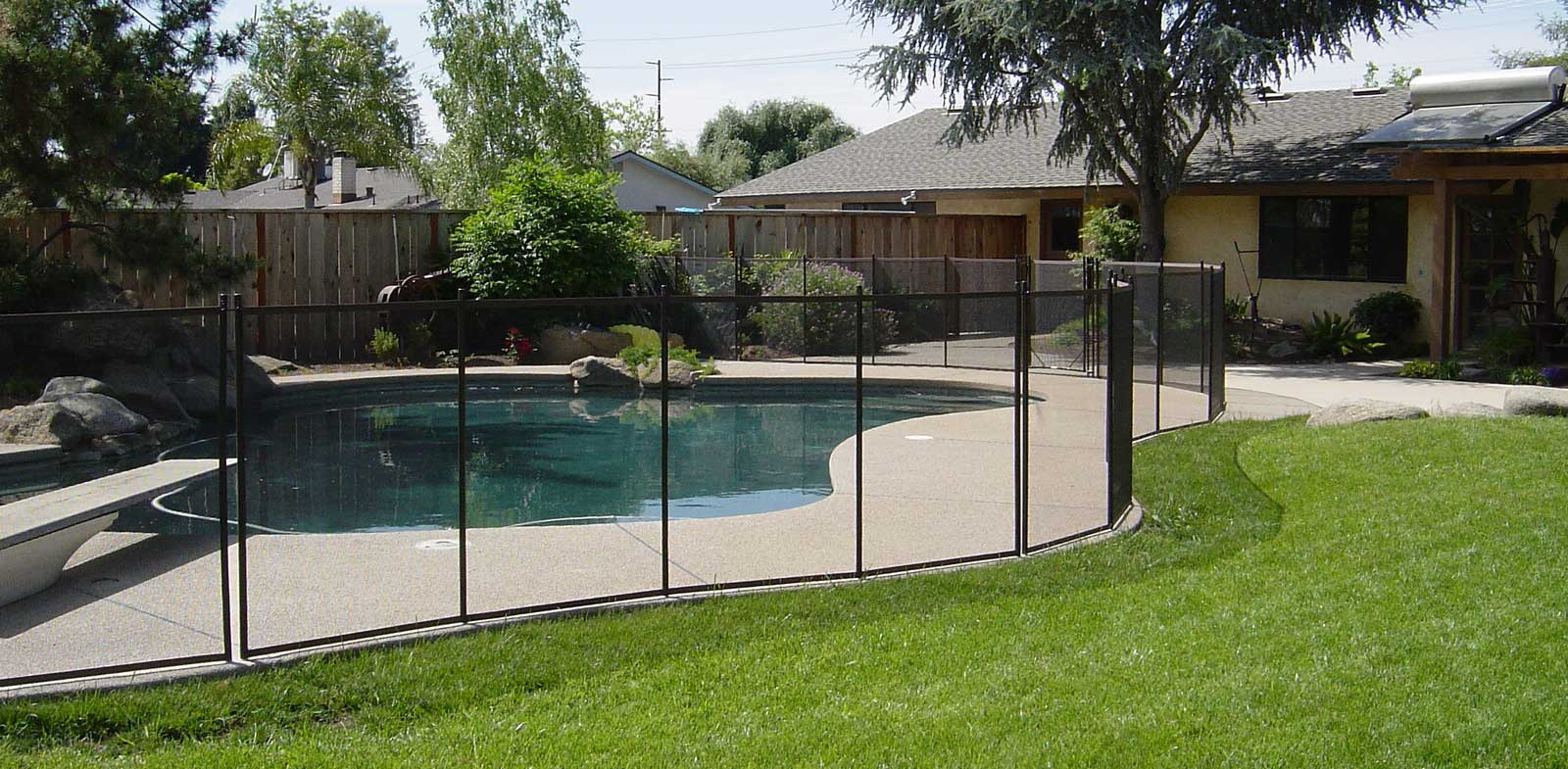 The best pool fence ideas for In ground pool fence ideas
