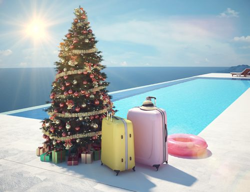 Fantastic Swimming Pool Decorations for the Holidays