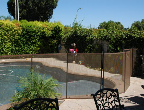 Pool Covers vs. Pool Fence?