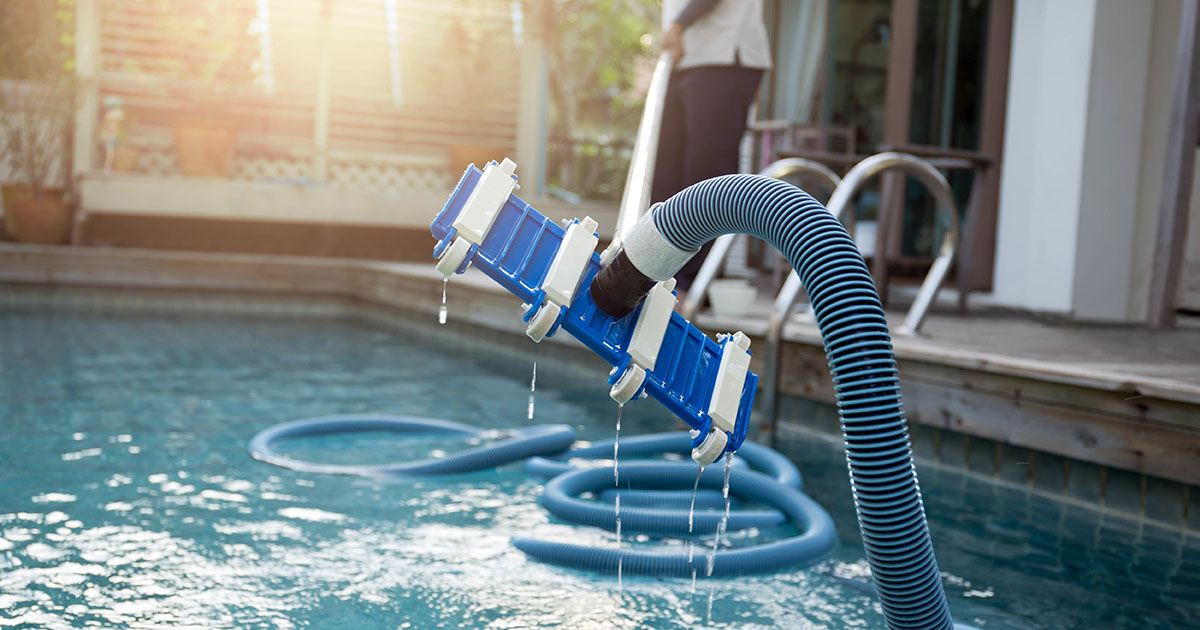 How to Automate Swimming Pool Care - Guardian Pool Fence
