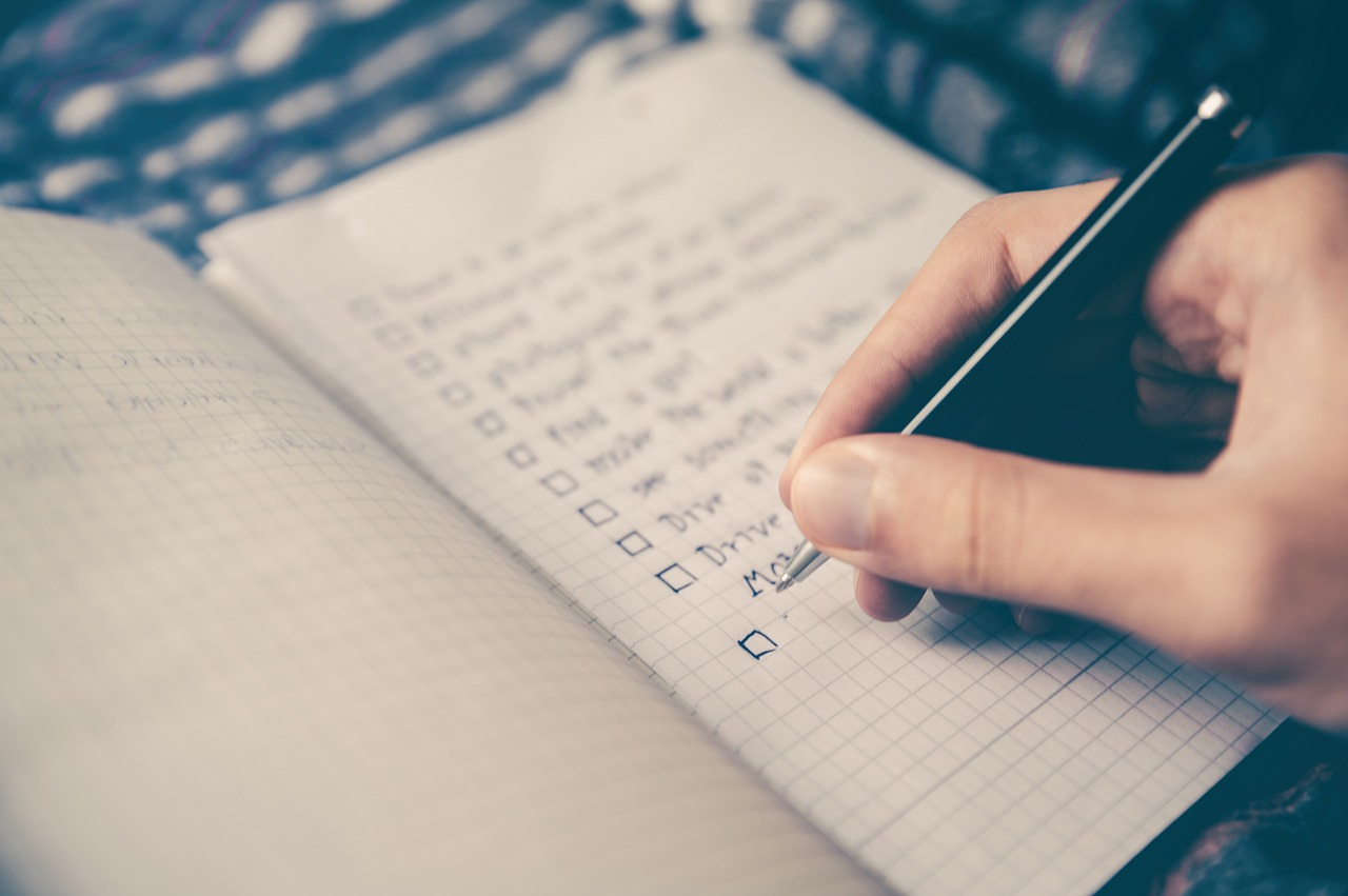 (Guardian) Pool Maintenance Checklist