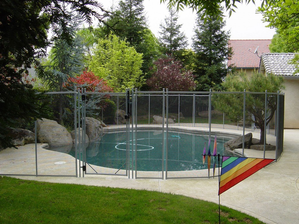 (Guardian) Child Proof Pool Fencing - Child Proof Pool Fencing