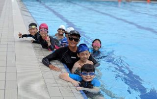 Benefits of swimming lessions