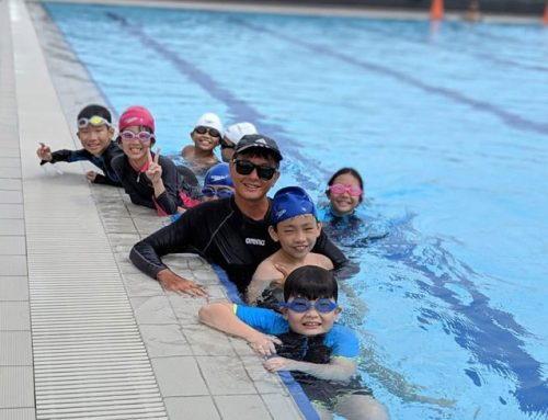The Benefits Of Taking Swimming Lessons