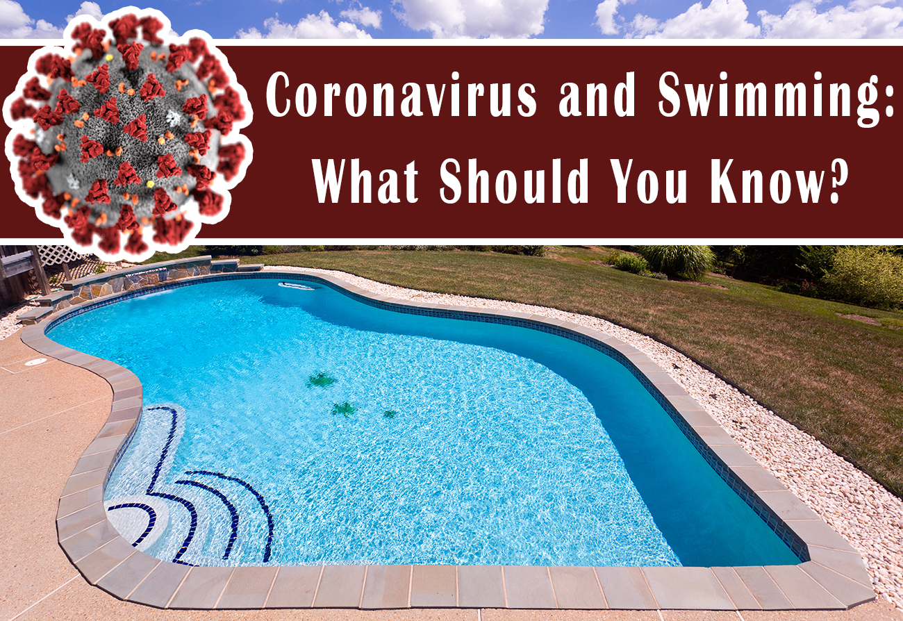 Swimming Pool Safe During Coronavirus