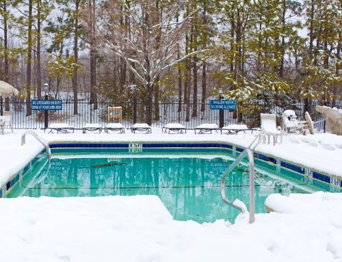 Winter Pool Maintenance