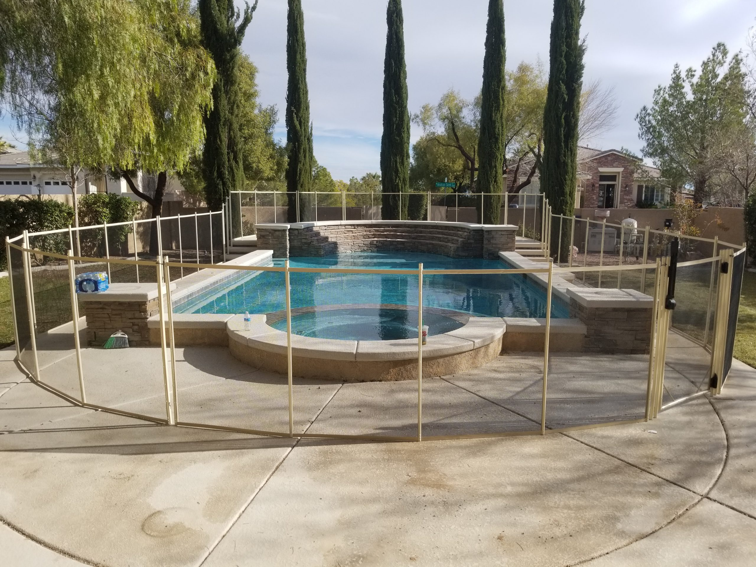 Pool Fencing Simi Valley CA