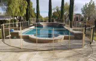 Pool Fence In Simi Valley