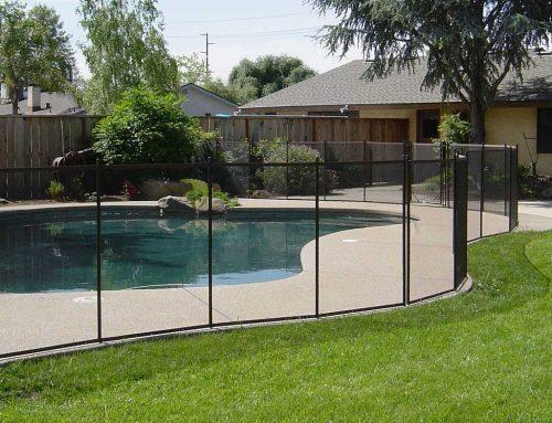 Pool Fence In Van Nuys, CA